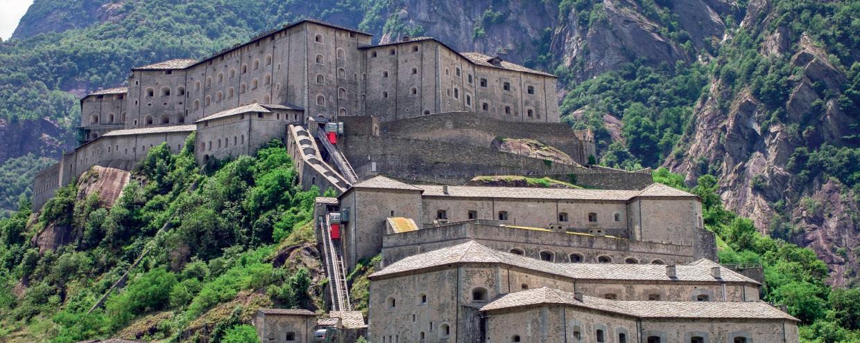 Visita il Forte di Bard - Aosta