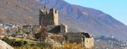 Visita i luoghi del FAI in Lombardia - Castel Grumello