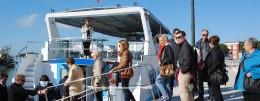Percorsi didattici fra natura storia e gente di mare la tua gita sul Battello Santa Maria