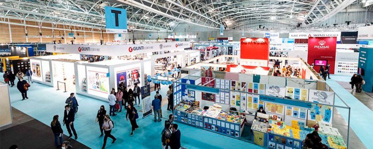 Visita il 31 Salone Internazionale del Libro di Torino