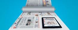 Visita Spazio La Stampa