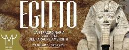 Visita la mostra Egitto al Mudec - Museo delle culture