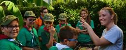 Visita il Giardino della Minerva
