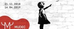 Visita la mostra The Art of Banksy - Mudec - Museo delle culture