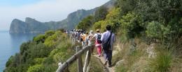 Visita l'Area Marina Protetta Punta Campanella