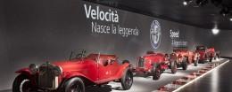 Visita il Museo Storico Alfa Romeo