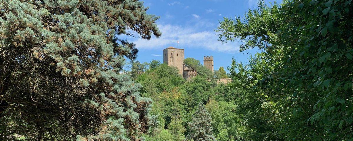 Visita il Castello di Gropparello - Piacenza