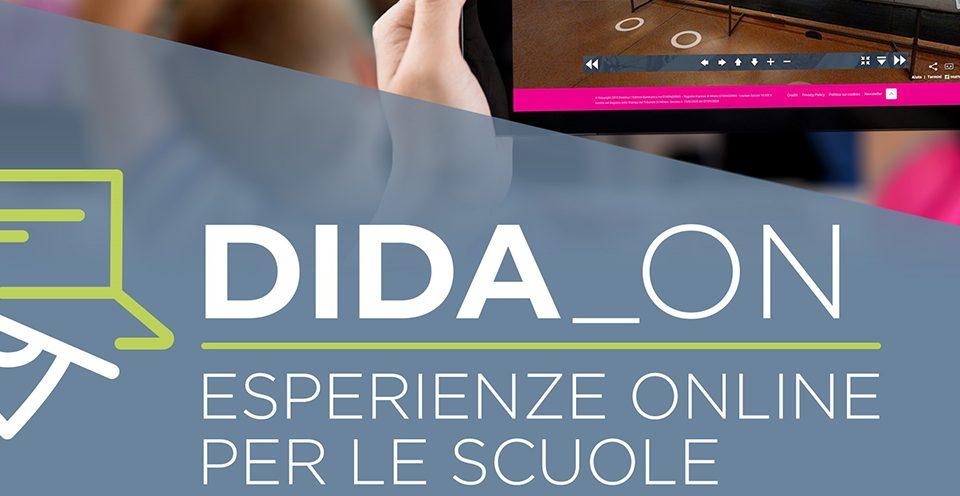 Dida_ON. Esperienze online per le scuole.