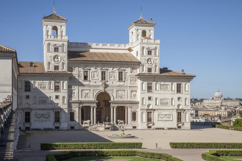 Visita l'Accademia di Francia a Roma - Villa Medici