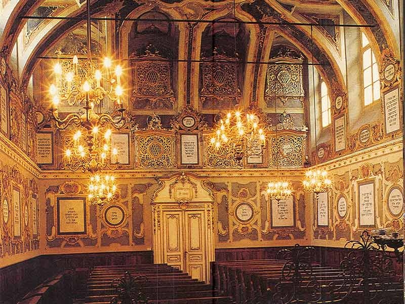 Attività didattiche, visite guidate, tour alla scoperta della cultura ebraica - Coopculture