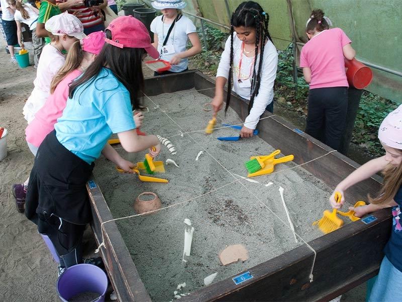 Gita scolastica a Capo di Ponte con Archeocamuni sas - Brescia