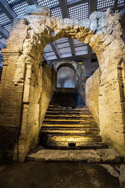 Visita l'Area archeologica Stadio di Domiziano
