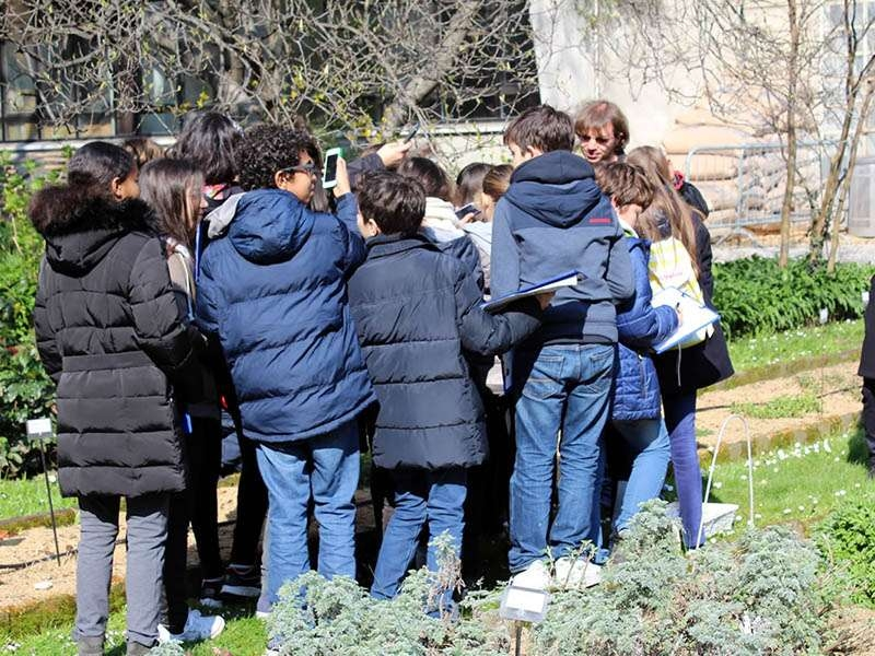 Visita ArteOrto For School - Firenze