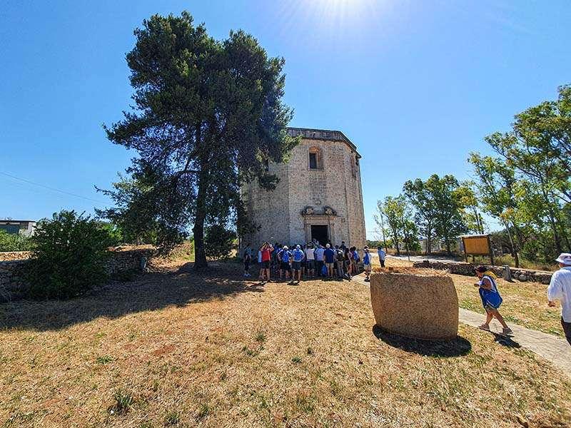 Cammini di Leuca – Esperienze animate (anche in lingua) per educare allo stupore - Lecce