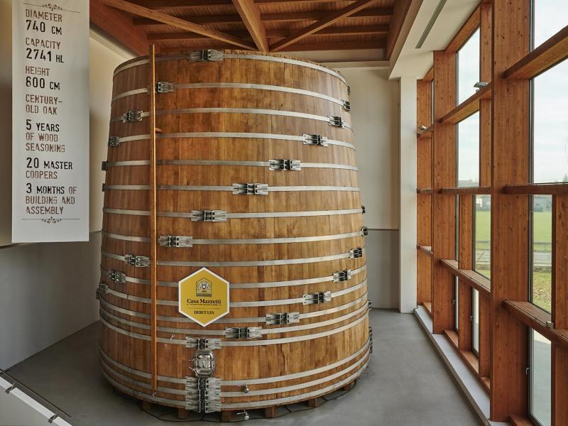 Visita Casa Mazzetti - The Home of Aceto Balsamico di Modena