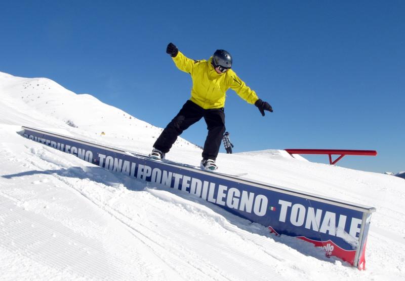 Visita il comprensorio Adamello Ski