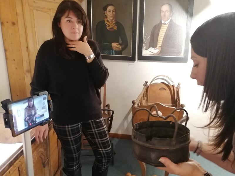 Didattica online al Museo degli Usi e Costumi della Gente Trentina di San Michele all'Adige