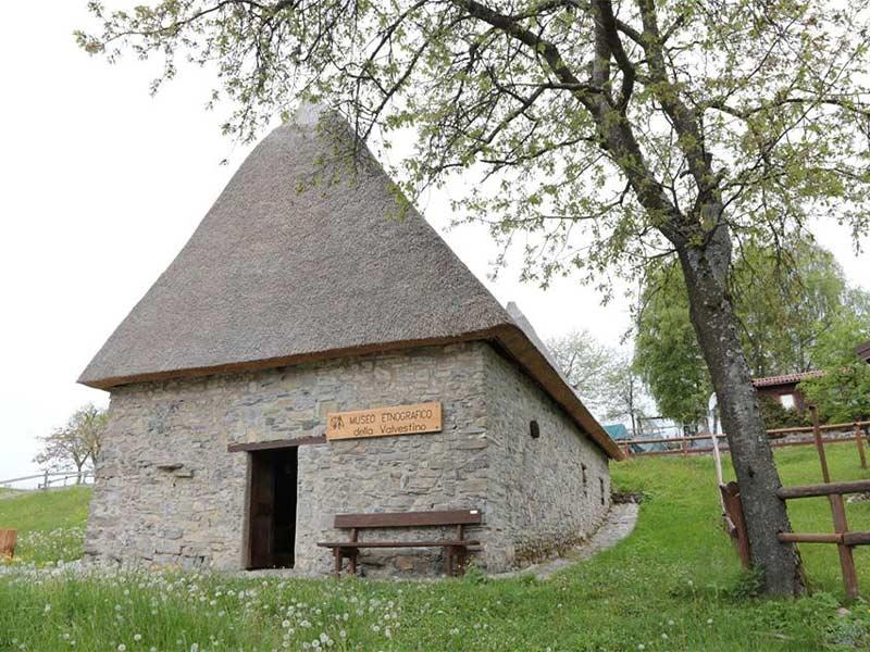 Gita scolastica all'Ecomuseo della Valvestino - Brescia