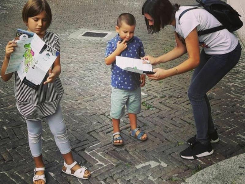 Gita scolastica con 13Points Tour - Lecco