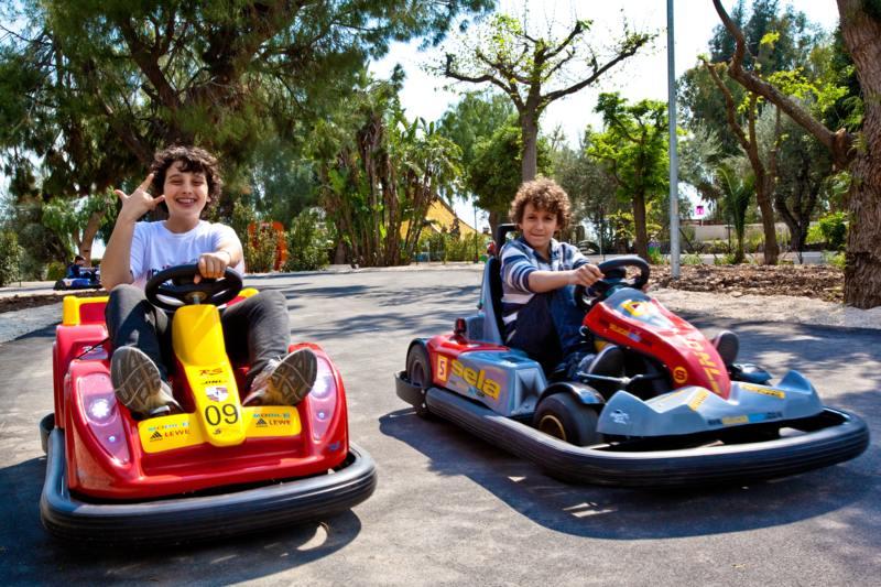 Visita Etnaland Parco divertimenti a pochi passi da Catania