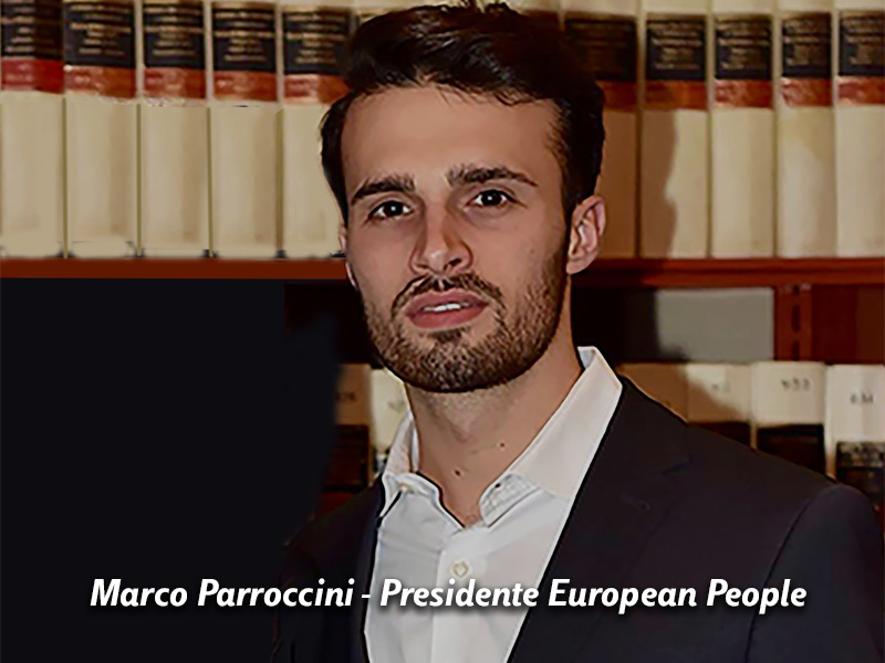 European People - Alternanza Scuola Lavoro (PCTO) - Digital Edition