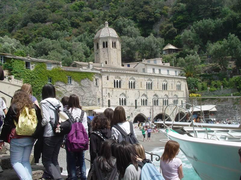 Visita i luoghi del FAI in Liguria - Abbazia di San Fruttuoso