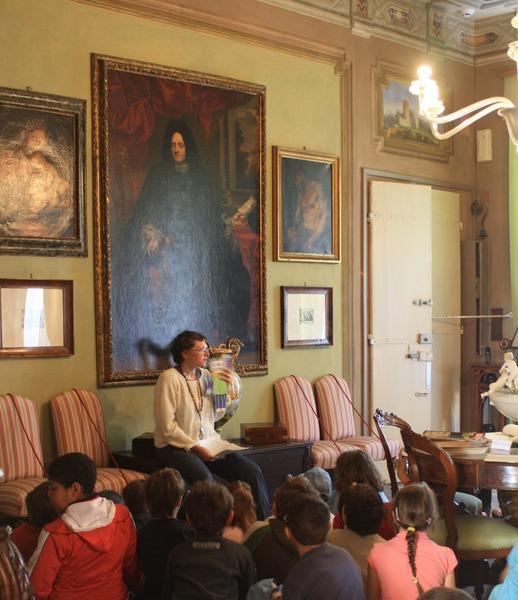 Visita i luoghi del FAI in Liguria - Casa Carbone