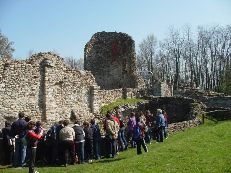 Visita i luoghi del FAI in Lombardia - Monastero di Torba