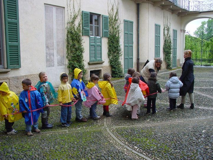 Visita i luoghi del FAI in Lombardia - Villa e Collezione Panza