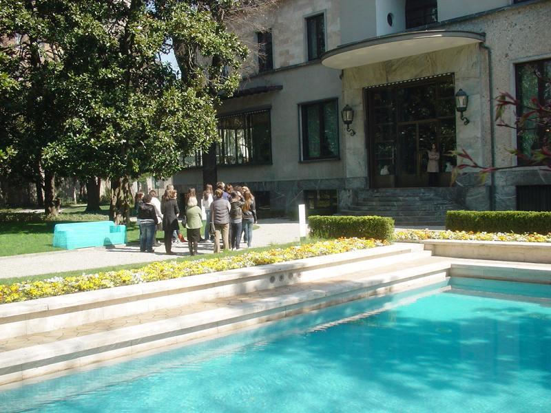 Visita i luoghi del FAI in Lombardia - Villa Necchi Campiglio