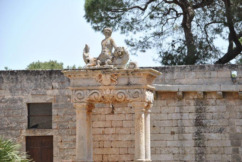 Visita i luoghi del FAI in Puglia - Abbazia di Cerrate
