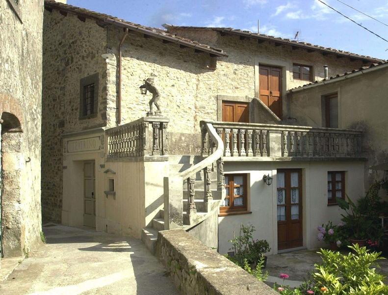 Visita i luoghi del FAI in Toscana - Teatrino di Vetriano