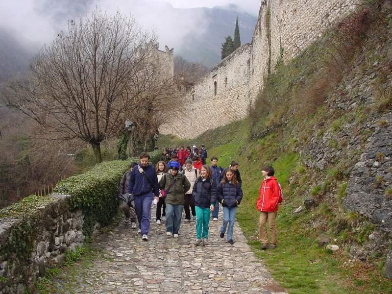 Visita i luoghi del FAI in Trentino Alto Adige - Castello di Avio