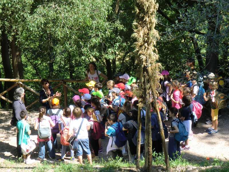 Visita i luoghi del FAI in Umbria - Bosco di San Francesco
