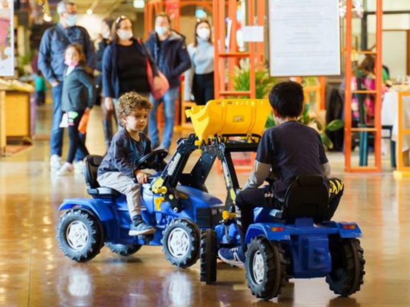 Gita scolastica a Bologna - FICO – Il parco da gustare