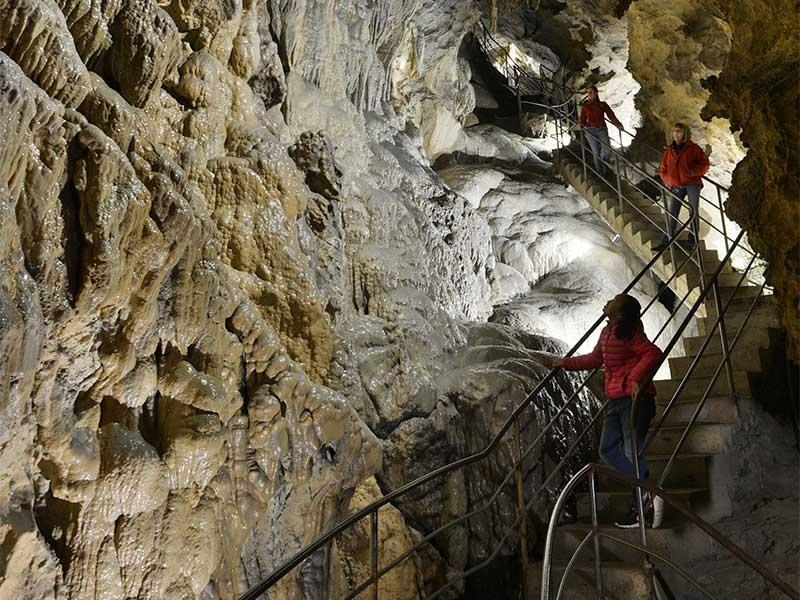 Visita la Grotta del Vento - Lucca
