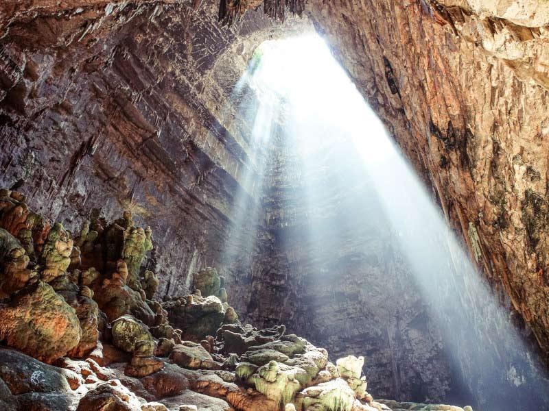 Gita a scolastica a Bari - Grotte di Castellana