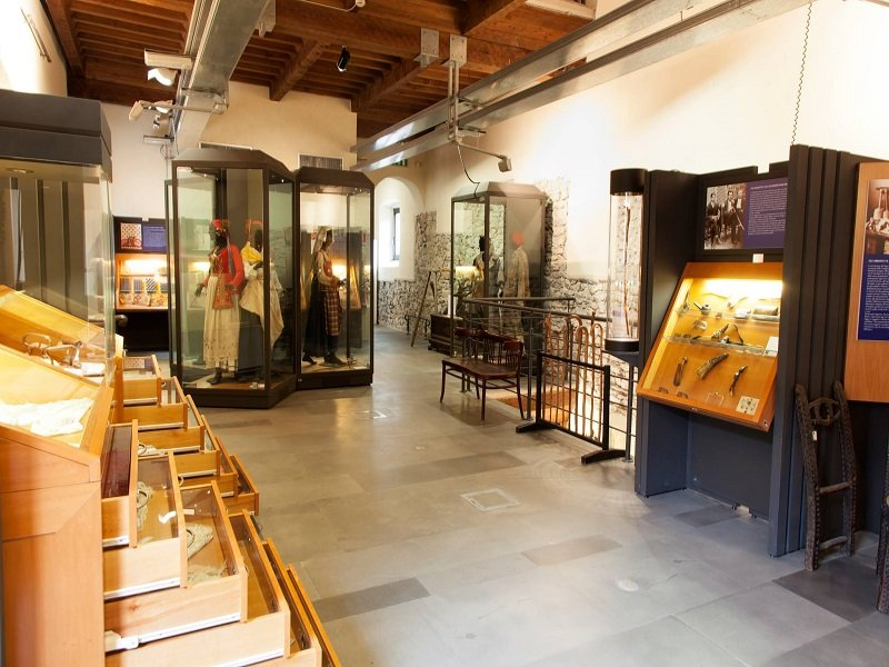 Gita scolastica ai Musei Civici della Spezia