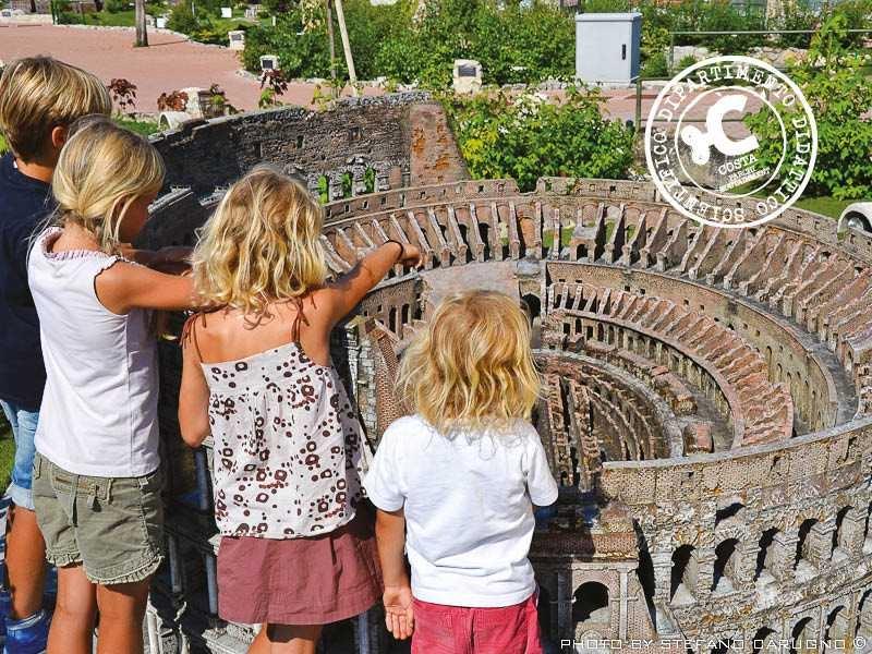Visita Italia in Miniatura