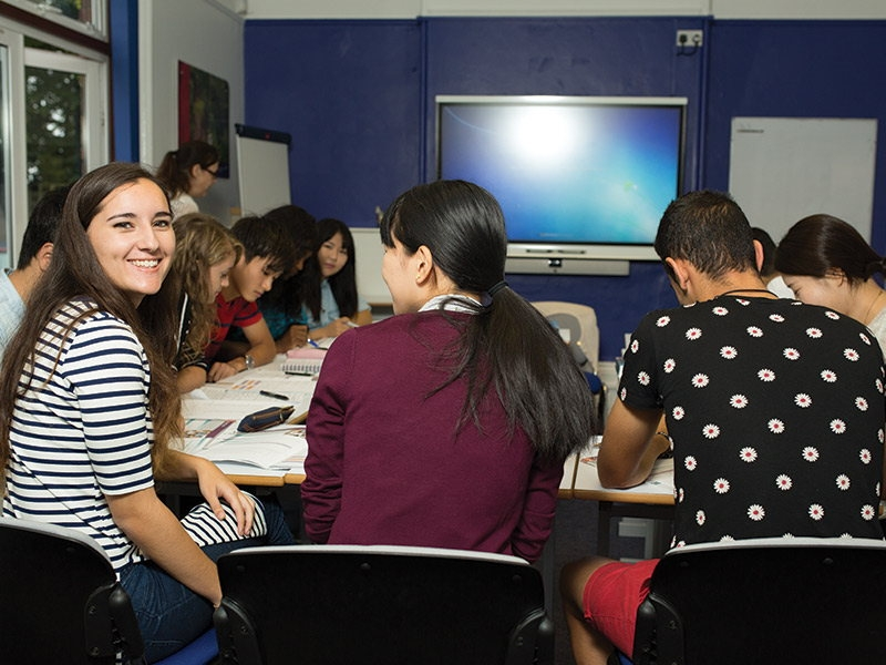 Organizza le tue vacanze studio con Kaplan International English