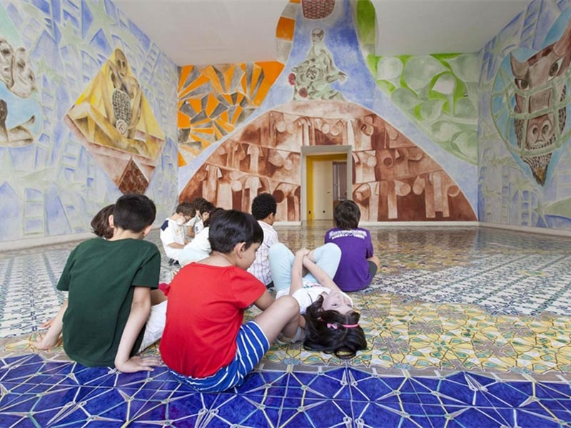 Visita il Madre · museo d'arte contemporanea Donnaregina - Napoli