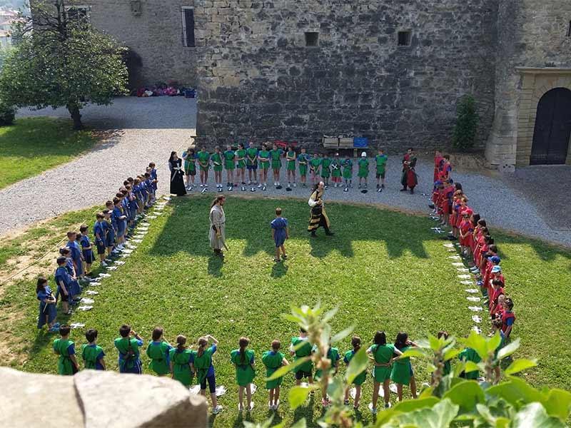 Gita scolastica con la proposta di Malastrana - Varese