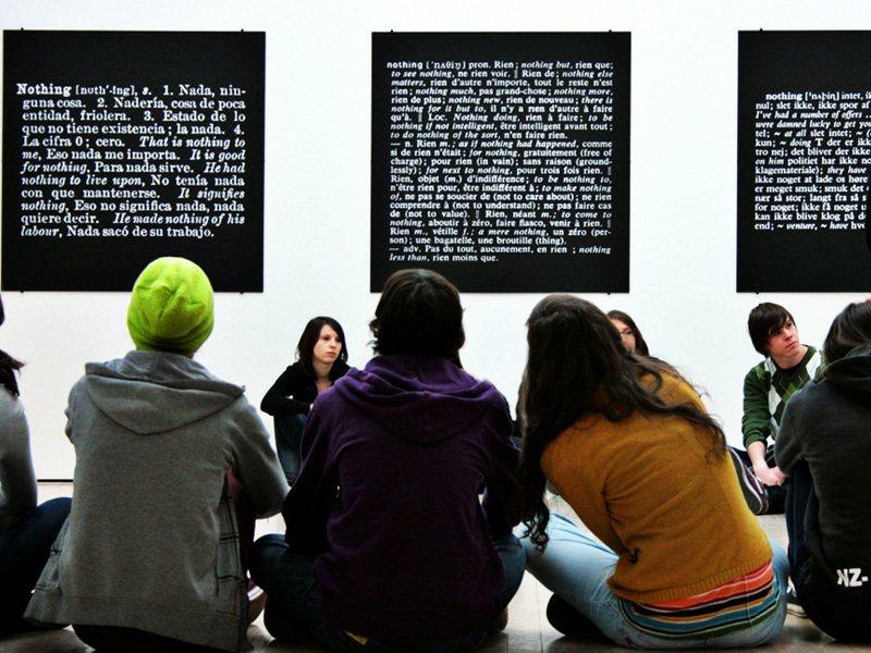 Gita scolastica al Mart - Museo di arte moderna e contemporanea di Trento e Rovereto