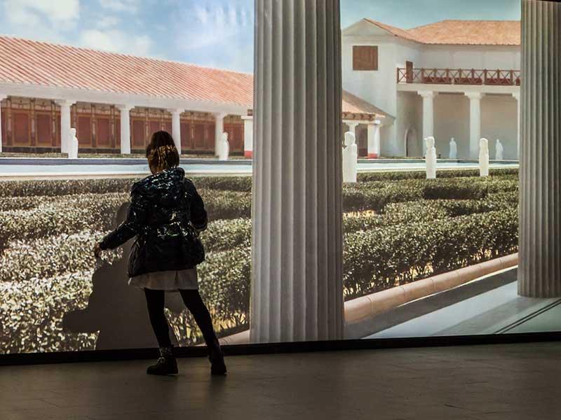 MAV Museo Archeologico Virtuale - Napoli