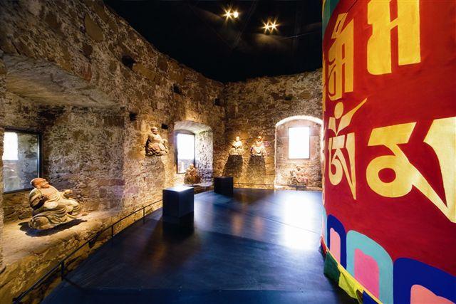Visita il Messner Mountain Museum