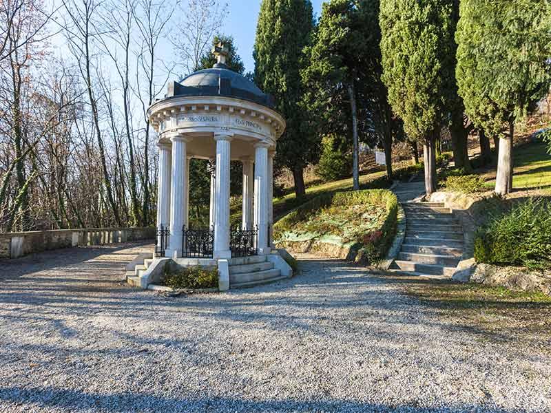 Gita scolastica a Treviso - Montello Luogo di Memoria