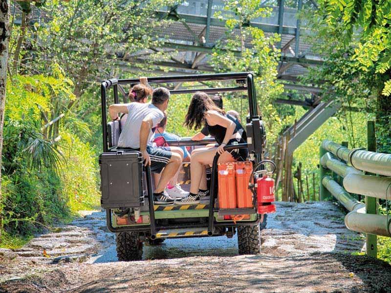 Visita Movieland Park - Verona