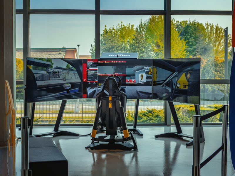 Visita il MUDETEC - Museo delle Tecnologie - Automobili Lamborghini - Bologna