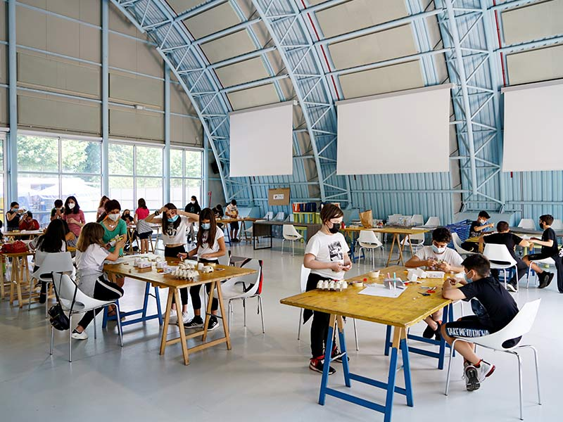Visita il Museo A come Ambiente - MAcA