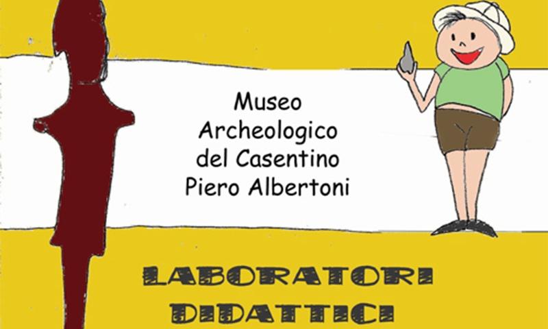 Visita il Museo Archeologico del Casentino Piero Albertoni